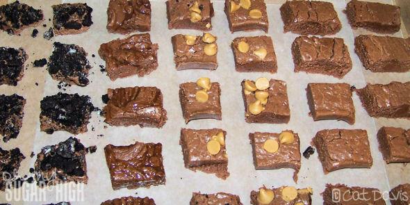 4 way chocolate fudge
