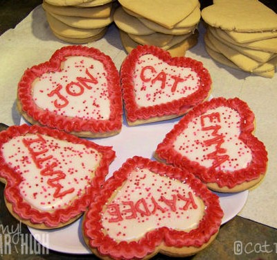 Baked with Love – Classic Cut Out Sugar Cookies