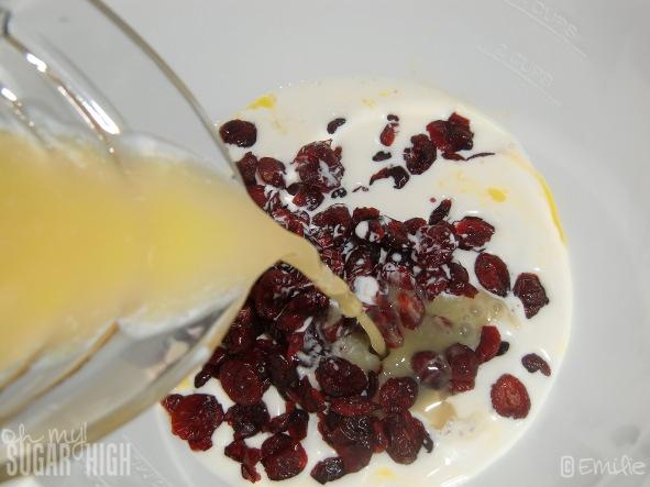 Pillsbury Cranberry Orange Butter Cake