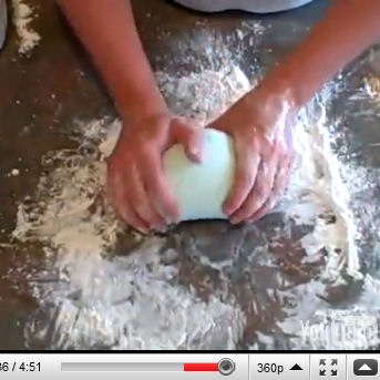 How to Make Marshmallow Fondant {Video Demo}
