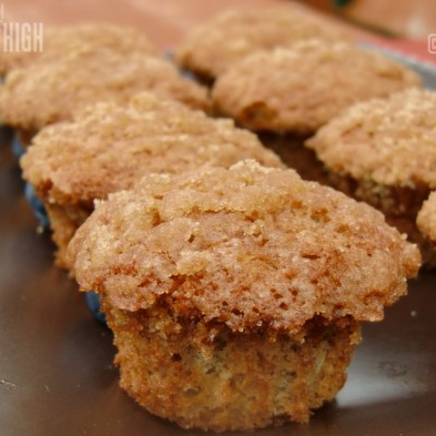 Perfect Morning Start with Banana Crumb Muffins