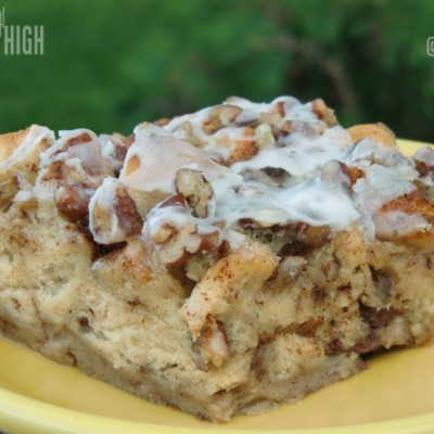 Cinnamon French Toast Bake from Pillsbury