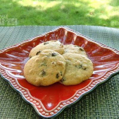 Super Soft Raisin Cake Cookies