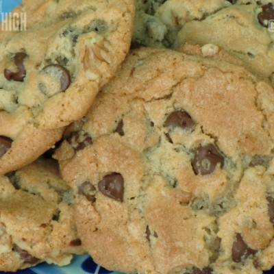 The Best Chocolate Chip Cookies – Really!