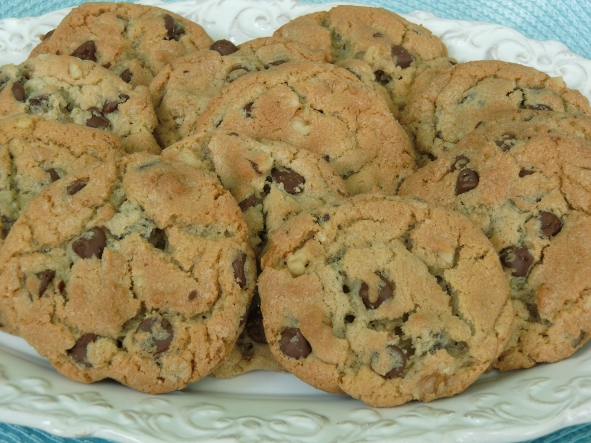 Chocolate Chip Cookie Recipe Using Crisco Sticks