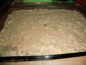 Zucchini Pineapple Cake 4