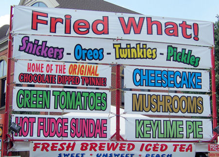 illinois state fair fried what