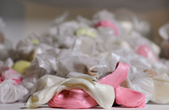 sutters salt water taffy