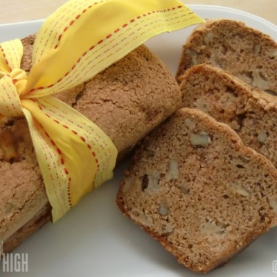 Apple Bread…mmmm….