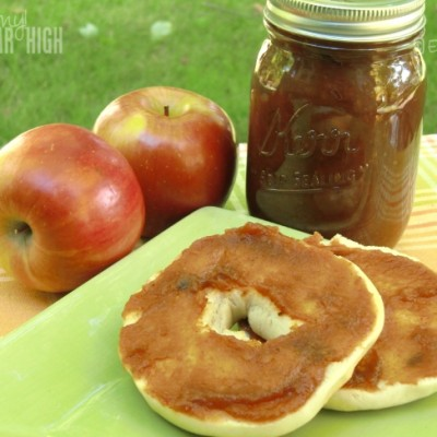 Easy Slow Cooker Apple Butter