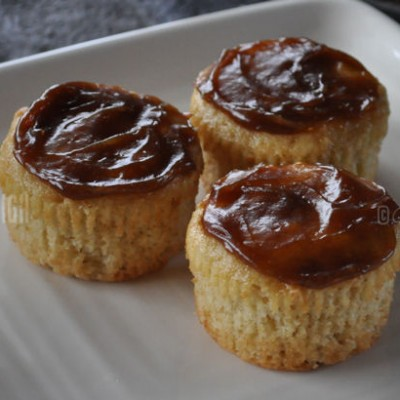 Duncan Hines Decadent Cakes – Apple Caramel