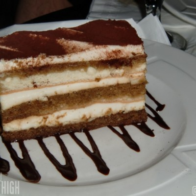 Wordless Wednesday – Decadent Desserts at the Signature Lounge