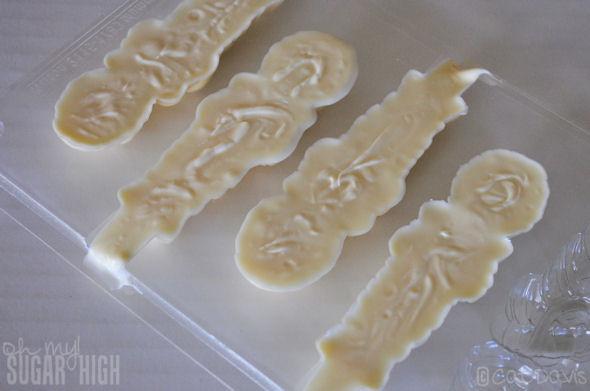 mummy candy mold