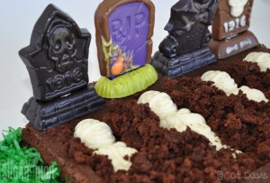 perfect plot brownies graveyard scene