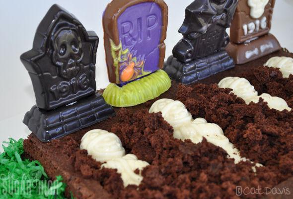perfect plot brownies graveyard scene
