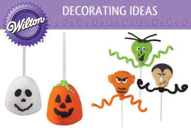 wilton lollipop decorating ideas