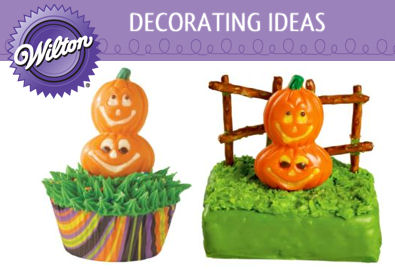 wilton pumpkin decorating ideas