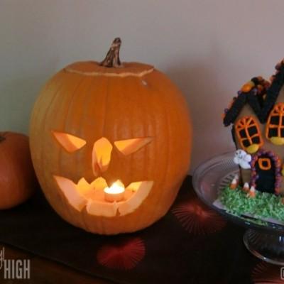 Wordless Wednesday – Pumpkin Carving