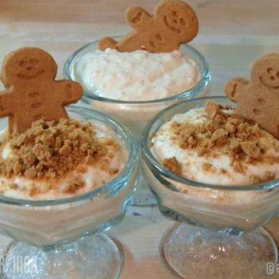 Gingerbread Pumpkin Pudding: Easy Fall Favorite