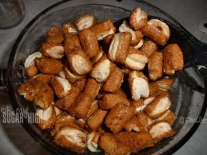 Cinnamon and Sugar Pretzel Nuggets 3