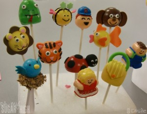 Wilton Cake Pops Book 2