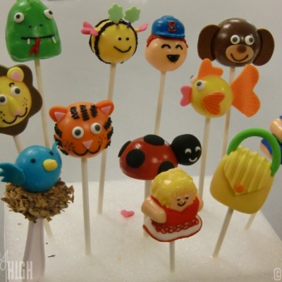 Wilton Cake Pops Bloggers Contest – Updated