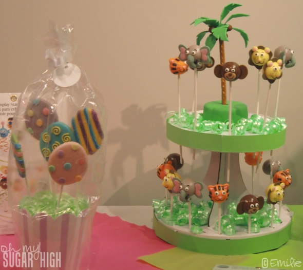 Wilton Cake Pops Bloggers Contest Updated Oh My Sugar High