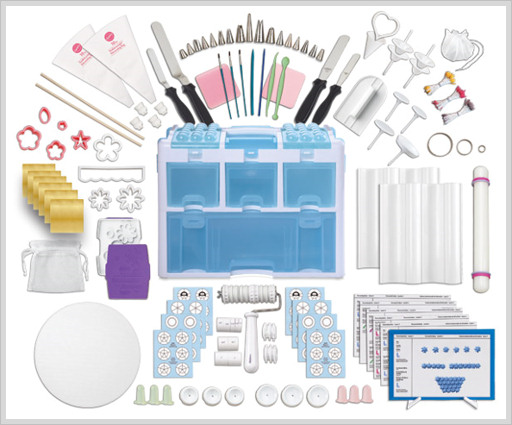 wilton ultimate tool caddy contents