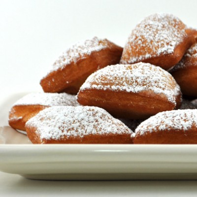 New Orleans at Home with Bourbon Street Beignets