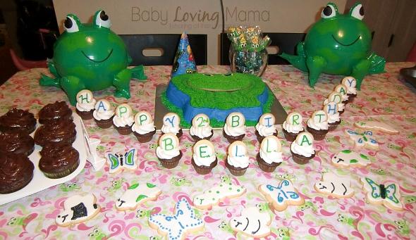 Pleasant Wilton Leap Frog Birthday Cake Tutorial Oh My Sugar High Funny Birthday Cards Online Necthendildamsfinfo