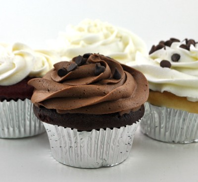 Gourmet Cupcakes from Heavenly Delight Cakes