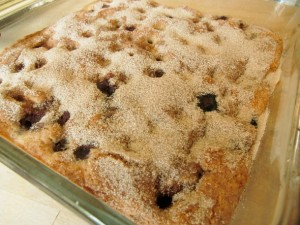 Blueberry Coffeecake 4
