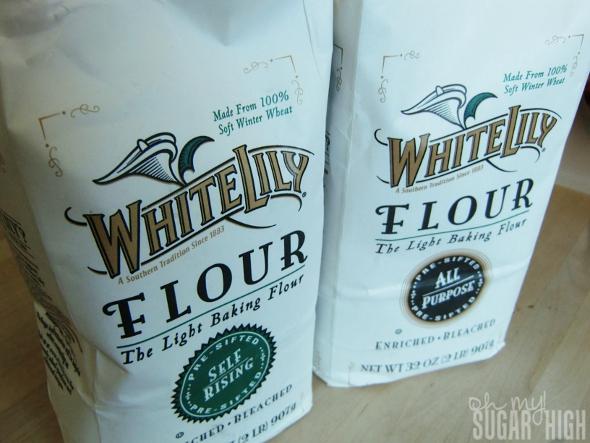 White Lily Flour Chocolate Cake