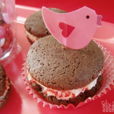 Dress Up Your Treats for Valentine's Day + White Lily Giveaway