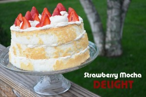 Strawberry Mocha Delight 6