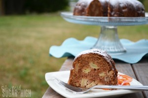 German Apple Cake 1