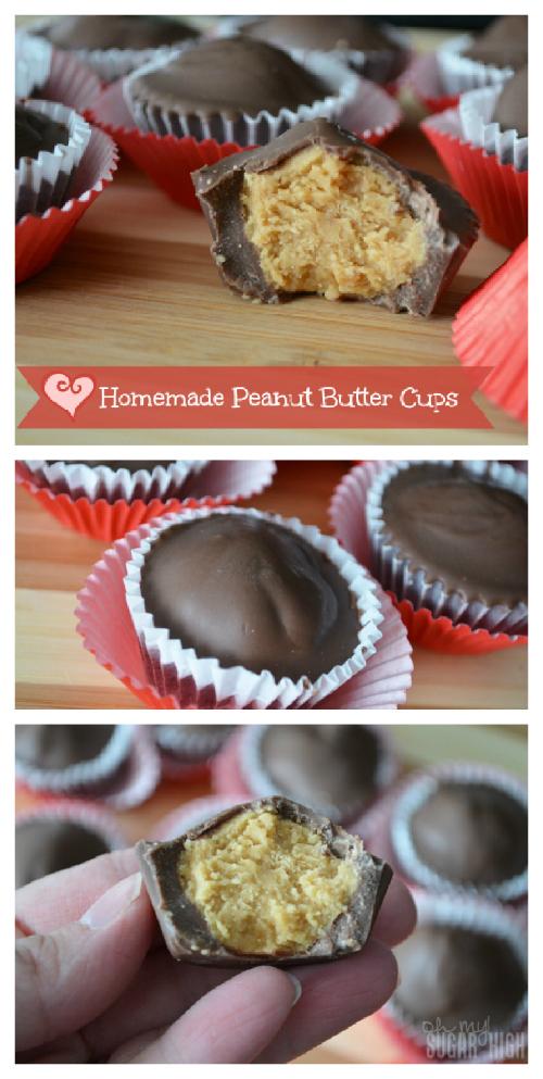 Simple Peanut Butter Cup Recipe
