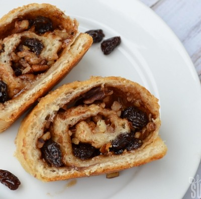 Raisin Pecan French Loaf: Quick and Easy Recipe