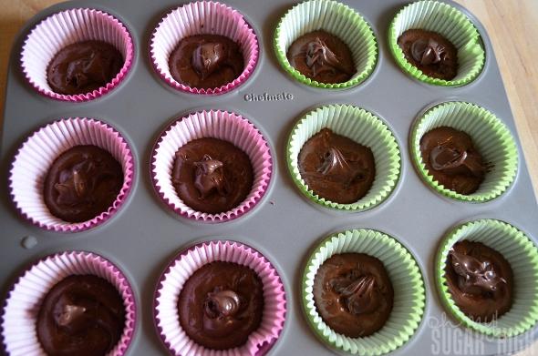 Betty Crocker Hershey Chocolate Filled Raspberry Coconut Cupcakes 6