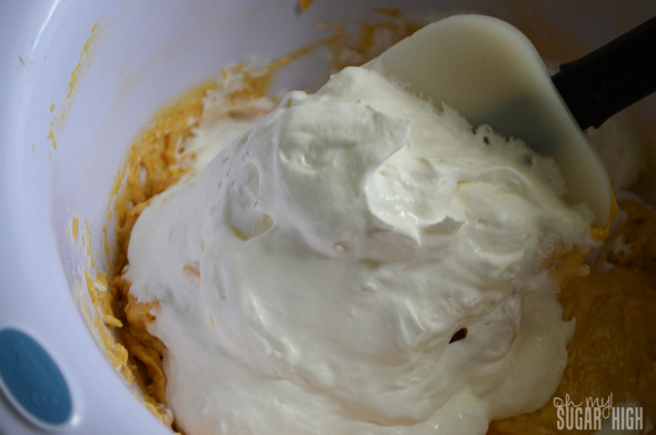 Pumpkin Coconut Fruit Dip Yoplait Greek 3