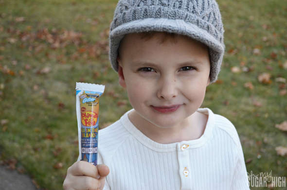 Yoplait Gogurt Snack Idea for After School