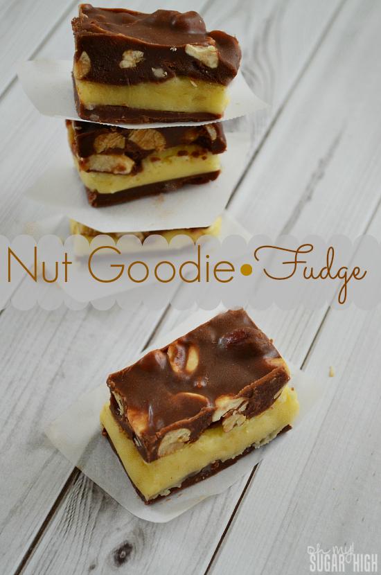 Nut Goodie Fudge Recipe