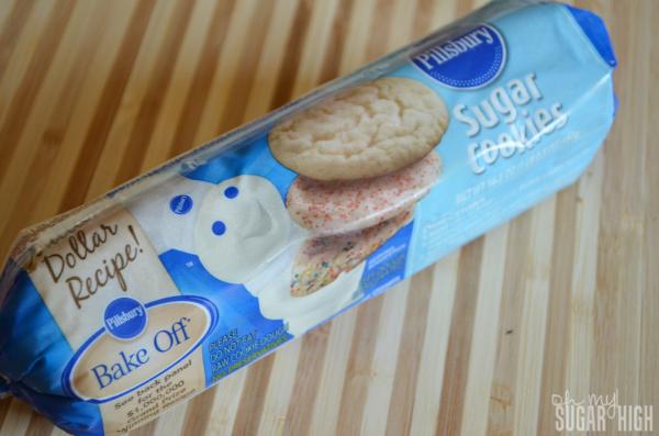 Pillsbury Sugar Cookie packaging