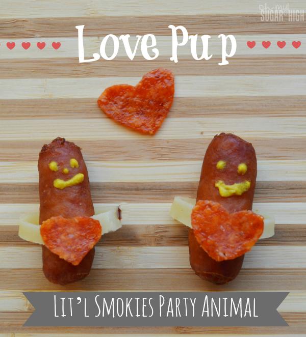 Hillshire Farm Love Pup Litl Smokies