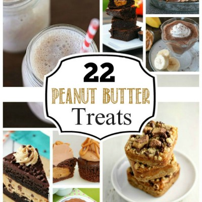22 Peanut Butter Recipes