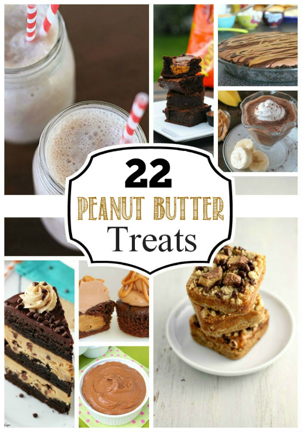 22 Peanut Butter Dessert Recipes