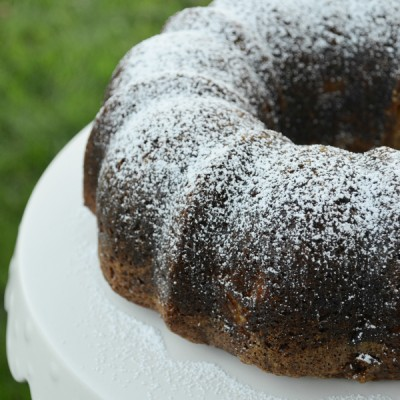 Pineapple Pickle Bundt Cake #FarmtoJar
