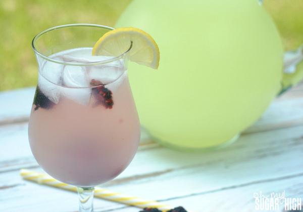 Vodka Blackberry Lemonade Recipe