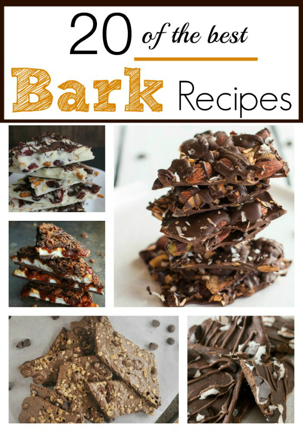 20 of the Best Bark Recipes