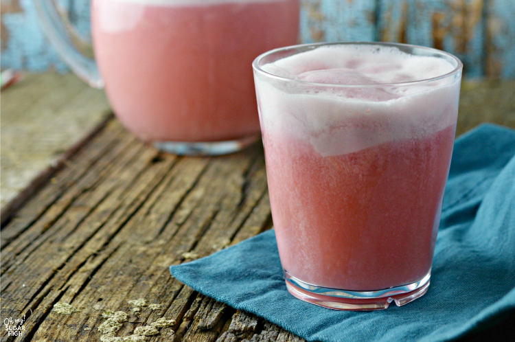 This cranberry raspberry punch is a refreshing sherbet punch, perfect for entertaining a crowd. The flavor and color works great for the holidays. Guests will love this holiday punch recipe!